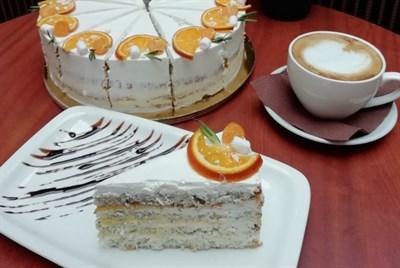 """Торт """"Маковый"""" - фото 4693"""