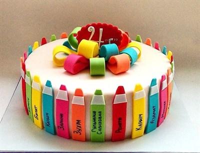 Торт на выпускной №3 - фото 4686