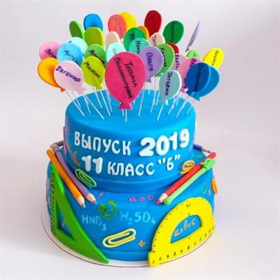 Торт на выпускной №6 - фото 4689