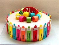 Торт на выпускной №3